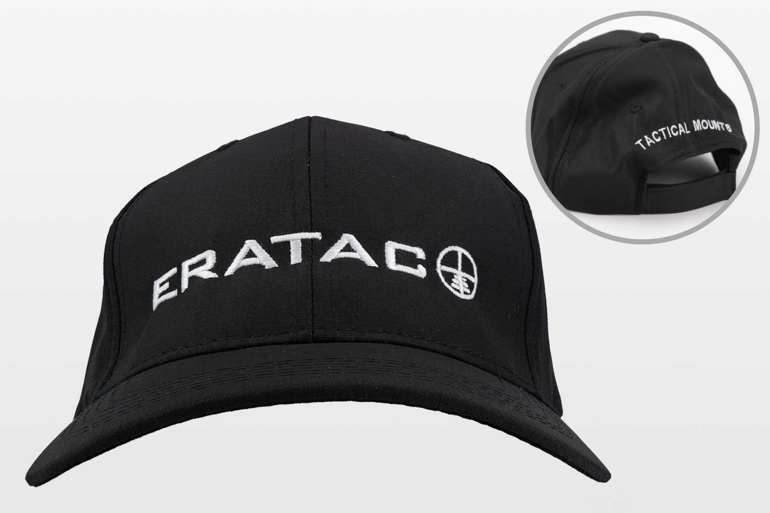 eratac merch-kappe-plus-back Merchandise