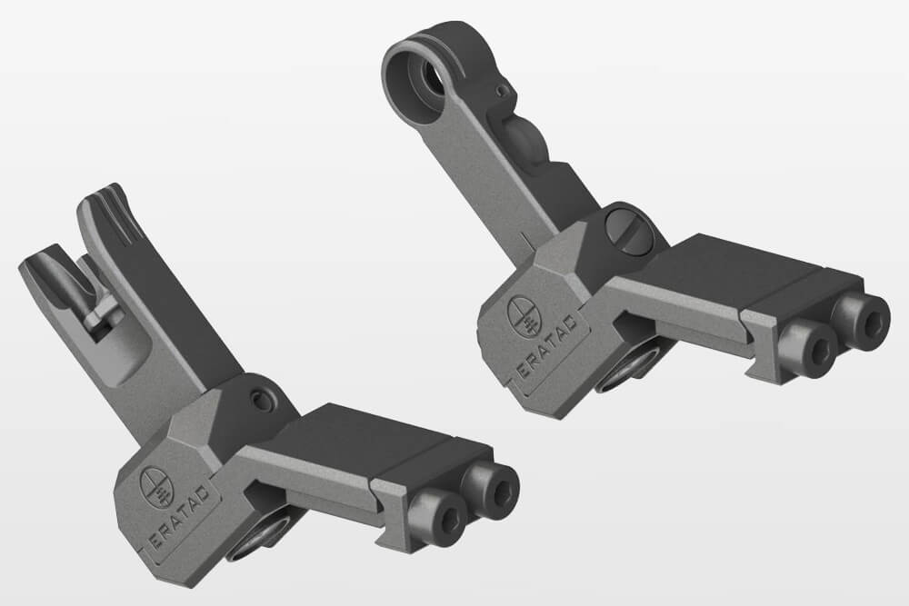 ERATAC - Tactical Mounts offset-visierung Neuheiten