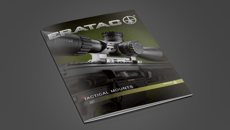 ERATAC - Tactical Mounts produktkatalog_cover_mockup ERATAC-Katalog Nr. 6