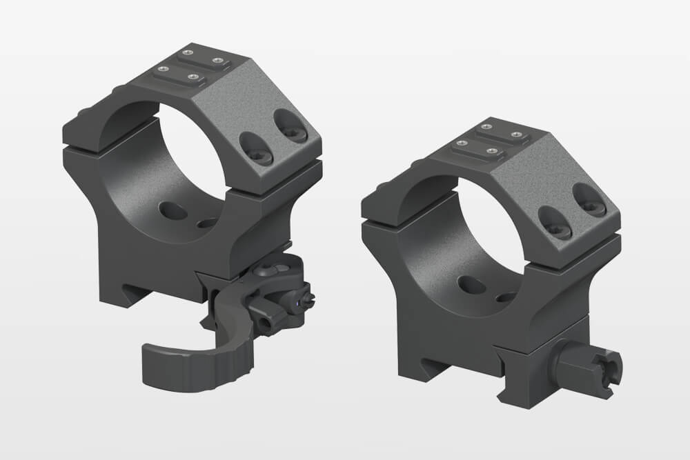 ERATAC - Tactical Mounts ringmontagen 2-tlg. Ringmontagen