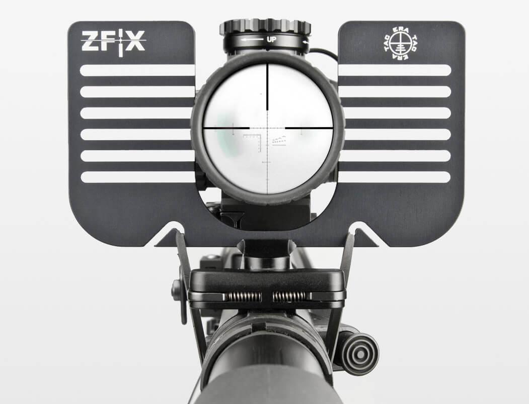 eratac zfix_bereich ZFIX Telescopic Sight Alignment Aid